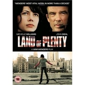 Land Of Plenty DVD