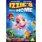 Izzie's Way Home DVD
