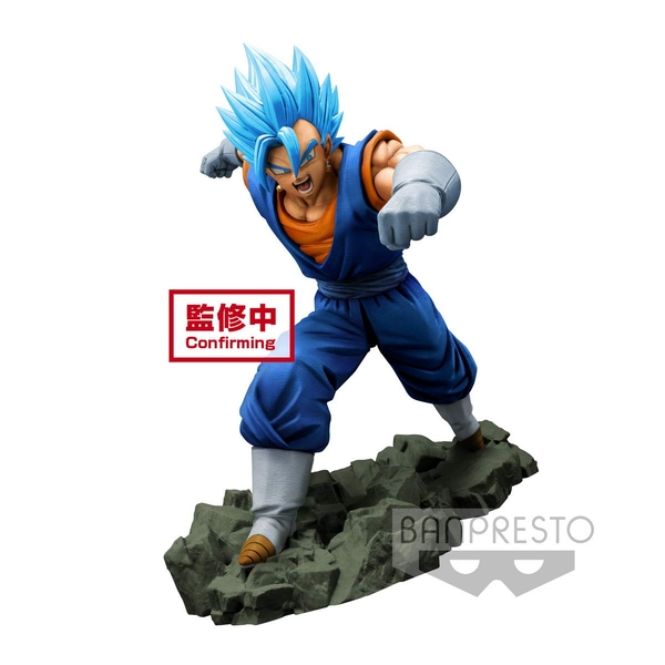Super Saiyan God Super Saiyan Vegetto (Dragon Ball Z Dokkan Battle) Figure