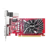 Asus Radeon R7 240 2GB DDR5 PCIe3 VGA DVI HDMI 780MHz Clock, Low Profile (Bracket Included)
