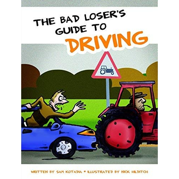 Bad Losers Guide to Driving by Books By Boxer(Hardback)