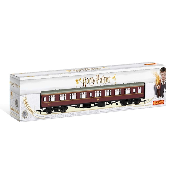 Hornby Hogwarts (Harry Potter) Mk1 SK Nos. 99716 Model Train