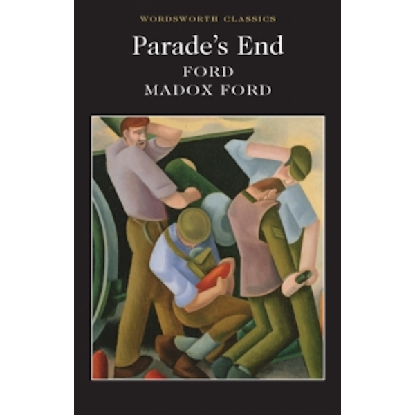 Parade's End by Ford Madox Ford (Paperback, 2013)