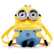 Despicable Me 2 Dave Minion Plush Back Pack