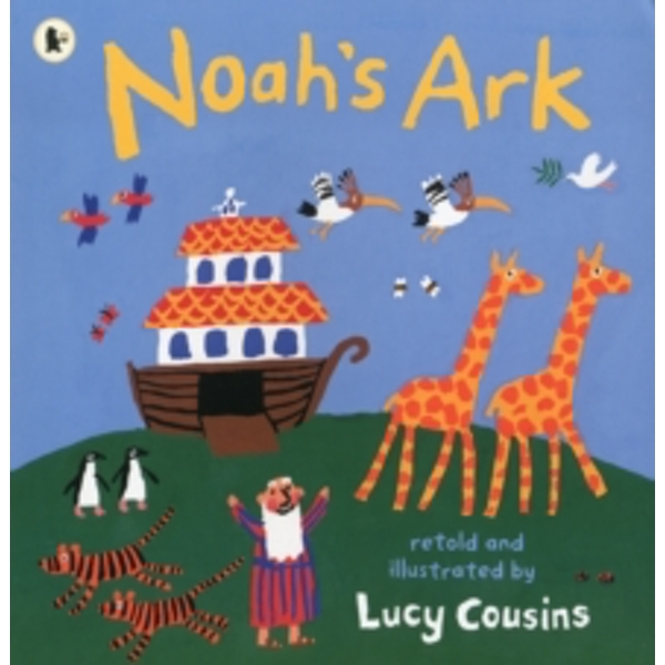Noah's Ark by Lucy Cousins (Paperback, 2013)