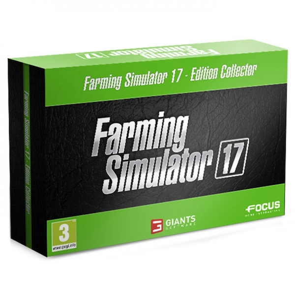 Farming Simulator 17 Collectors Edition PC Game