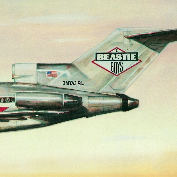 Beastie Boys ‎– Licensed To Ill 30th Anniversary Edition Vinyl