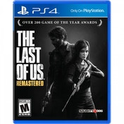 The Last Of Us Remastered Game PS4 (#)