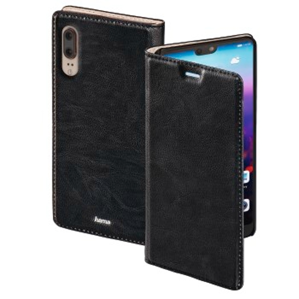 "Hama ""Guard Case"" Booklet for Huawei P20, black"