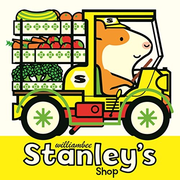 Stanley's Shop by William Bee (Paperback, 2017)