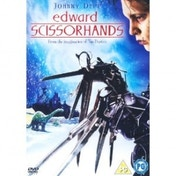 Edward Scissorhands 1991 DVD