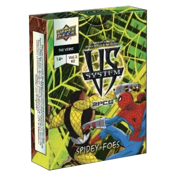 VS System 2PCG: Spidey-Foes Card Game