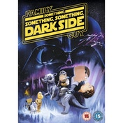 Family Guy Something Somethin Something Dark Side DVD