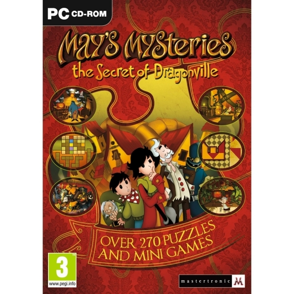 May's Mysteries The Secret of Dragonville Game PC