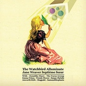 Jane Weaver - The Watchbird Alluminate Vinyl
