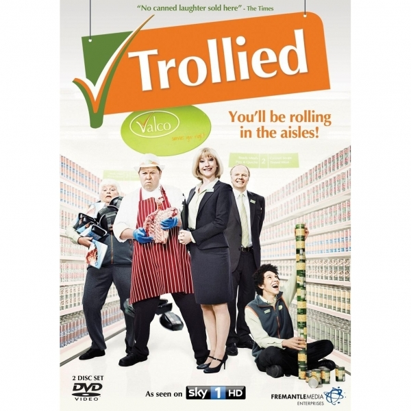 Trollied DVD