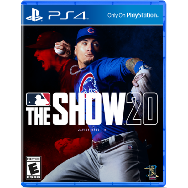 MLB The Show 20 PS4 Game