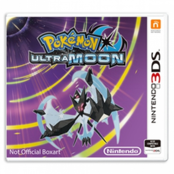 Pokemon Ultra Moon Steelbook Fan Edition 3DS Game - Image 2