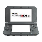 Ex-Display New Nintendo 3DS XL Handheld Console Metallic Black Used - Like New