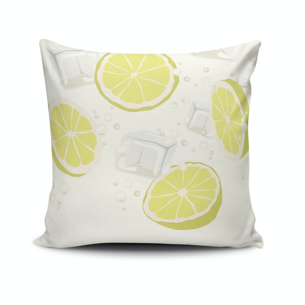 NKLF-400 Multicolor Cushion Cover