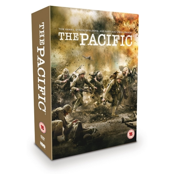 The Pacific Complete HBO Series DVD