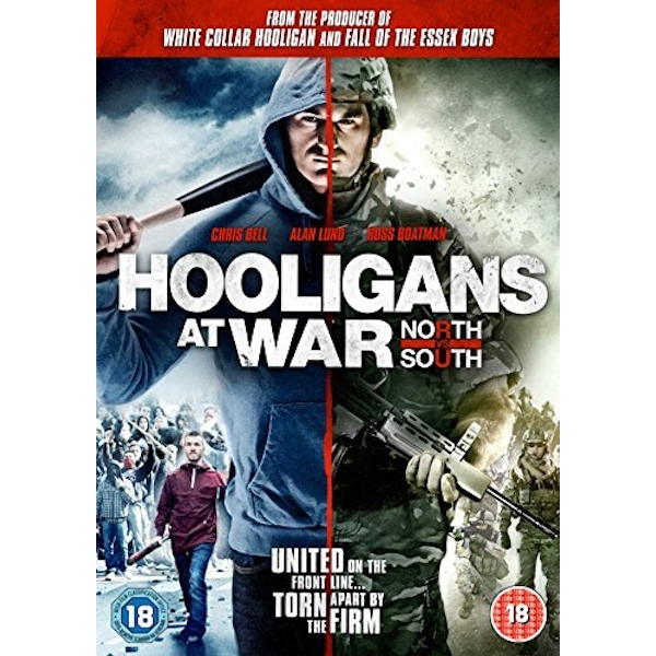 Hooligans At War - North vs South DVD