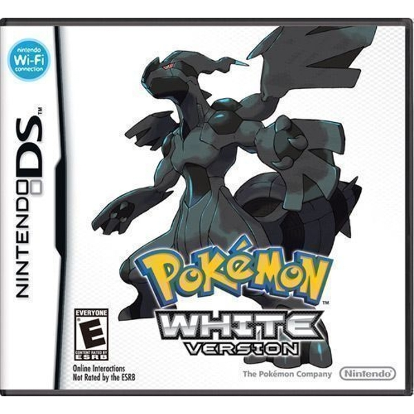 Pokemon White Version Game DS (#)