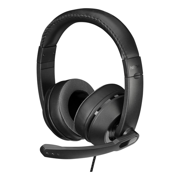 Nitho Nx100S Stereo Gaming Headset with Foldable Microphone