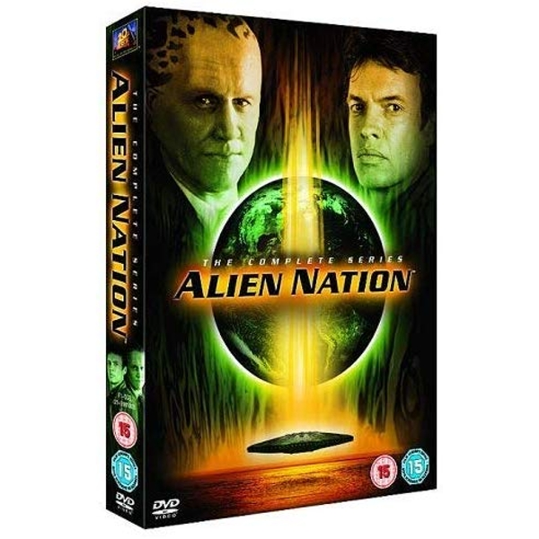 Alien Nation - The Complete Series DVD