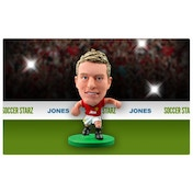 Soccerstarz Man Utd Home Kit Phil Jones