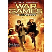 War Games Dead Code DVD