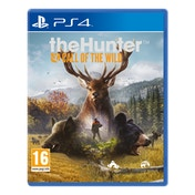 The Hunter Call of The Wild PS4 Game
