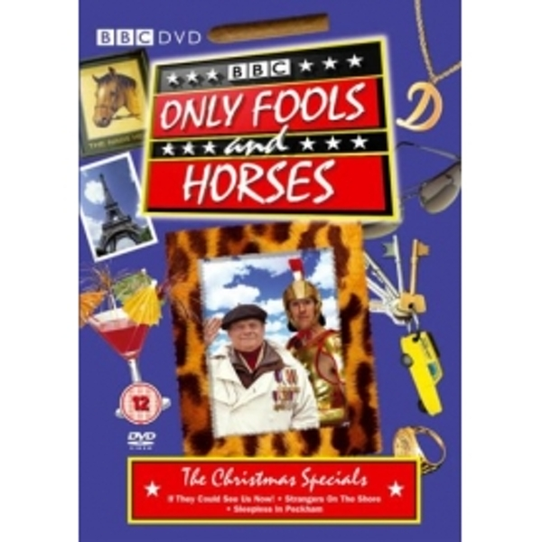 Only Fools And Horses Christmas Specials Box Set DVD