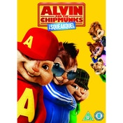 Alvin & The Chipmunks The Squeakquel DVD
