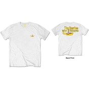 The Beatles - Nothing Is Real Men's XX-Large T-Shirt - White