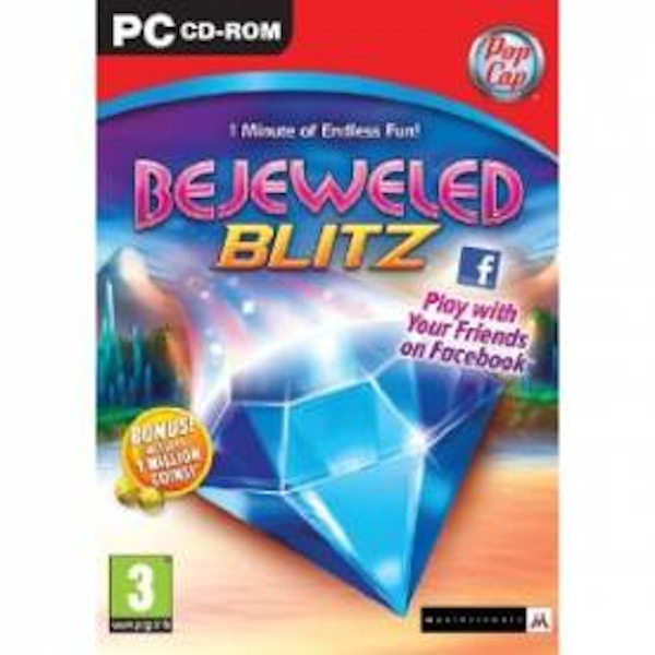 Bejeweled Blitz Game PC