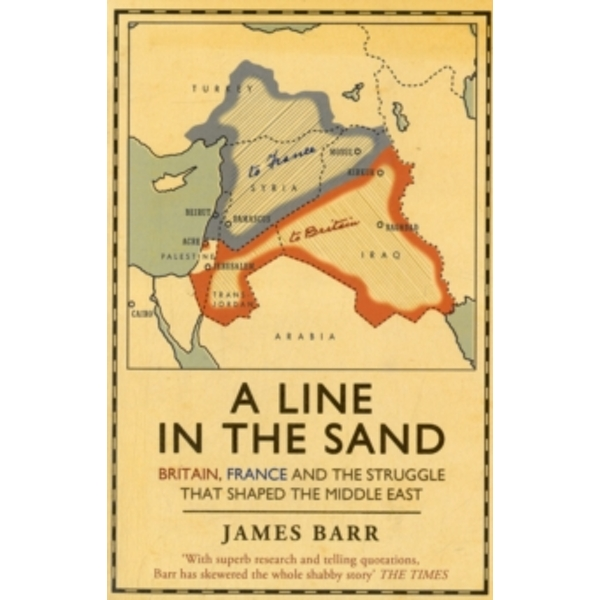 A Line in the Sand by James Barr (Paperback, 2012)