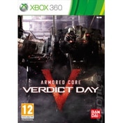 Armored Core Verdict Day Game Xbox 360