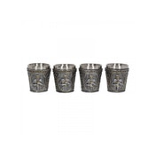 Armoured (Set of 4) Shot Glass