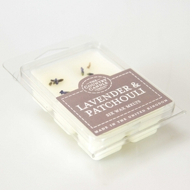 Lavender & Patchouli (Pastel Collection) Wax Melt