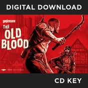 Wolfenstein The Old Blood PC CD Key Download For Steam