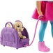 Barbie Chelsea Doll and Travel Set with Puppy - Image 5