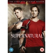 Supernatural Season 6 Complete DVD