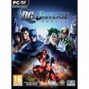 DC Universe Online Game PC
