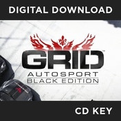 GRID 3 Autosport Black Edition PC CD Key Download for Steam