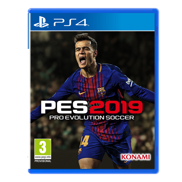 Pro Evolution Soccer 2019 PS4 Game - Image 1