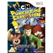 Cartoon Network Punch Time Explosion XL Game Wii