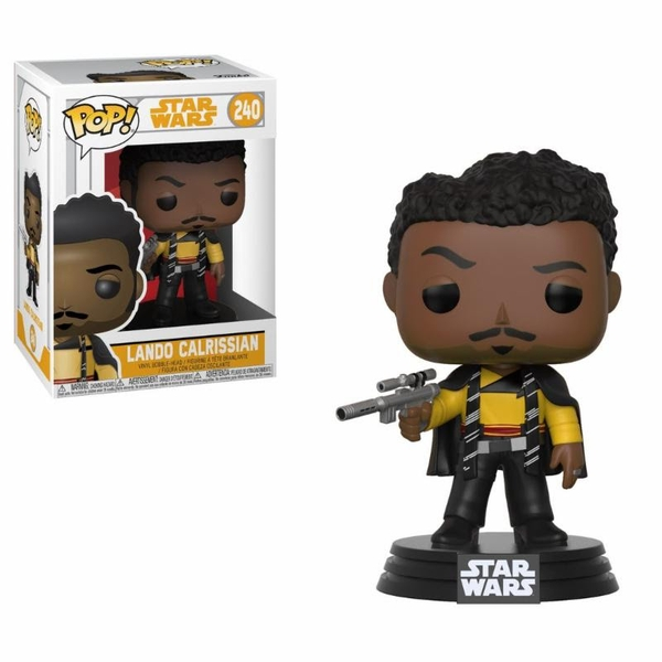 Lando Calrissian (Star Wars - Solo) Funko Pop! Vinyl Figure
