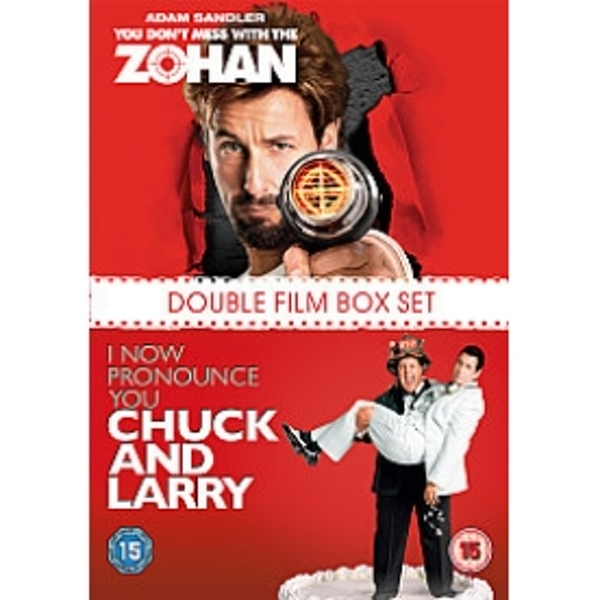You Don't Mess With The Zohan / I Now Pronounce You Chuck And Larry DVD