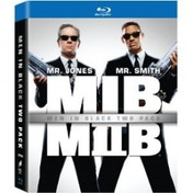 Men In Black 1 & 2 Box Set Blu Ray